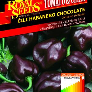 Chili habanero chocolate
