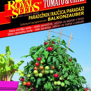 Tomato balkonzauber