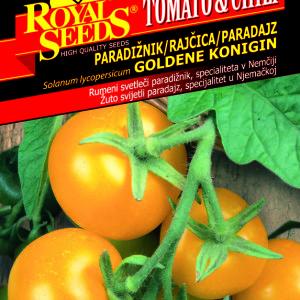 Tomato goldene konigin