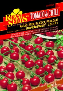 Tomato supersweet