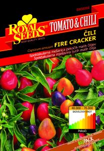 Chili fire cracker