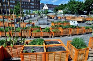 Urbani vrt v Nurnbergu
